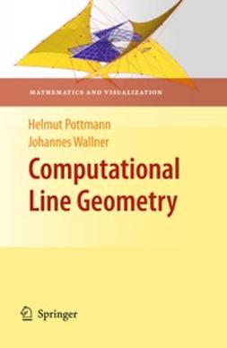 Pottmann, Helmut - Computational Line Geometry, ebook