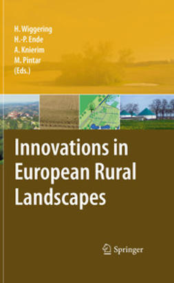 Wiggering, Hubert - Innovations in European Rural Landscapes, ebook