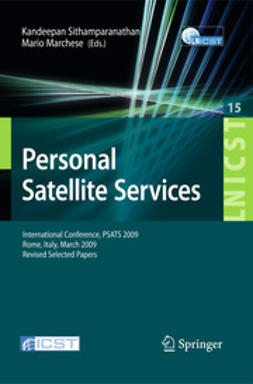 Marchese, Mario - Personal Satellite Services, ebook