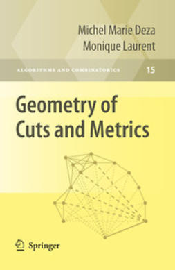 Deza, Michel Marie - Geometry of Cuts and Metrics, e-kirja