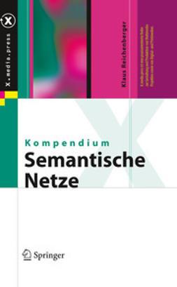 Reichenberger, Klaus - Kompendium semantische Netze, e-kirja
