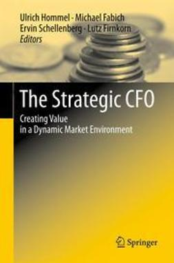 Hommel, Ulrich - The Strategic CFO, ebook
