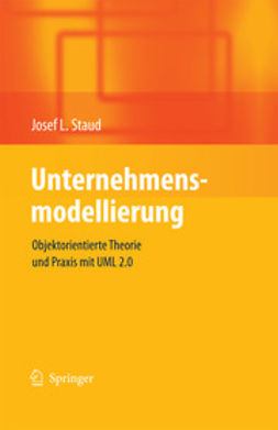 Staud, Josef L. - Unternehmensmodellierung, ebook