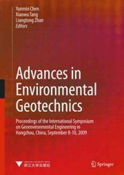 Chen, Yunmin - Advances in Environmental Geotechnics, e-bok