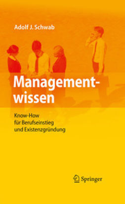 Schwab, Adolf - Managementwissen, ebook