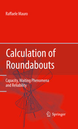 Mauro, Raffaele - Calculation of Roundabouts, ebook