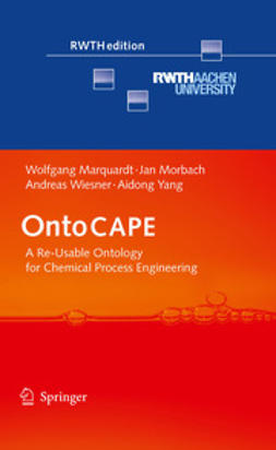 Marquardt, Wolfgang - OntoCAPE, ebook