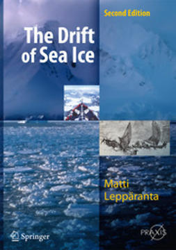 Leppäranta, Matti - The Drift of Sea Ice, ebook