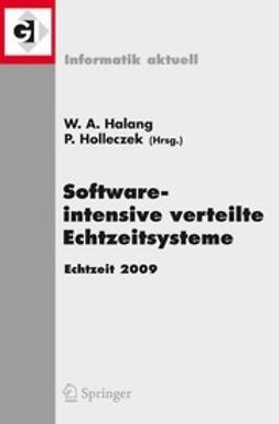 Halang, Wolfgang A. - Software-intensive verteilte Echtzeitsysteme, ebook