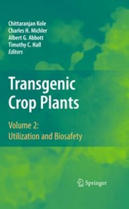Kole, Chittaranjan - Transgenic Crop Plants, ebook