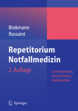Brokmann, Jörg - Repetitorium Notfallmedizin, ebook