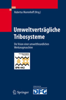 Murrenhoff, Hubertus - Umweltverträgliche Tribosysteme, ebook