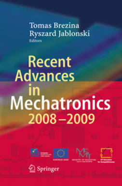 Brezina, Tomas - Recent Advances in Mechatronics, ebook