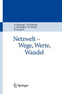 Klumpp, Dieter - Netzwelt - Wege, Werte, Wandel, ebook