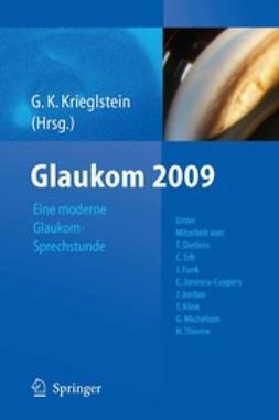 Krieglstein, G. K. - Glaukom 2009, ebook