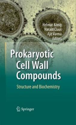 König, Helmut - Prokaryotic Cell Wall Compounds, ebook