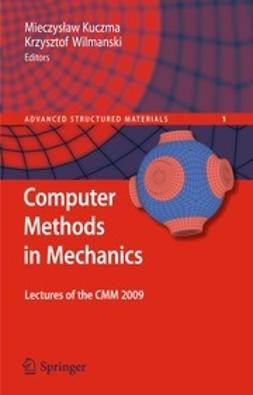 Kuczma, Mieczysław - Computer Methods in Mechanics, ebook