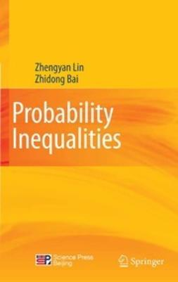 Lin, Zhengyan - Probability Inequalities, ebook