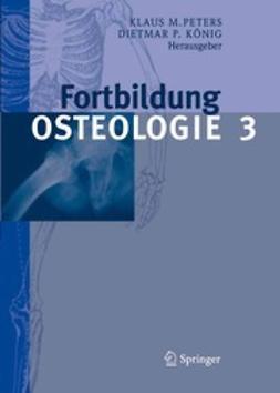 Peters, Klaus M. - Fortbildung Osteologie, e-bok