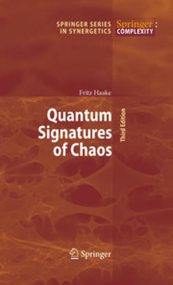 Haake, Fritz - Quantum Signatures of Chaos, ebook