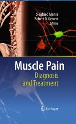 Mense, Siegfried - Muscle Pain: Diagnosis and Treatment, ebook