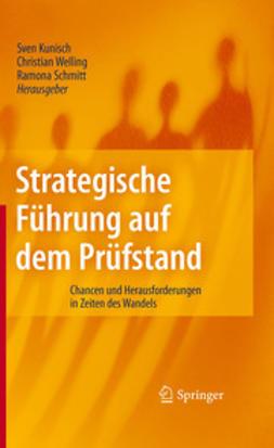Kunisch, Sven - Strategische Führung auf dem Prüfstand, ebook