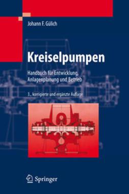 Gülich, Johann Friedrich - Kreiselpumpen, ebook