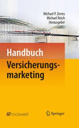 Zerres, Michael P. - Handbuch Versicherungsmarketing, ebook
