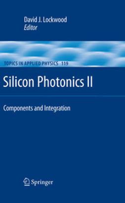Lockwood, David J. - Silicon Photonics II, e-kirja