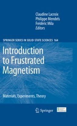 Lacroix, Claudine - Introduction to Frustrated Magnetism, e-bok