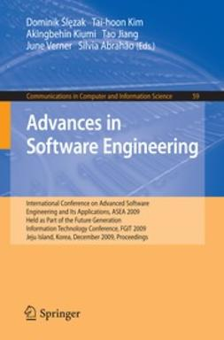 Abrahão, Silvia - Advances in Software Engineering, e-bok