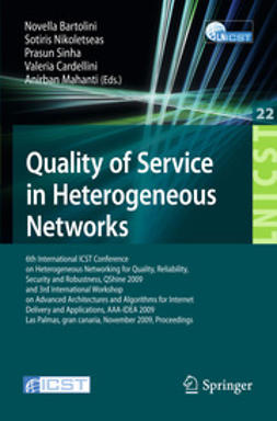 Bartolini, Novella - Quality of Service in Heterogeneous Networks, ebook
