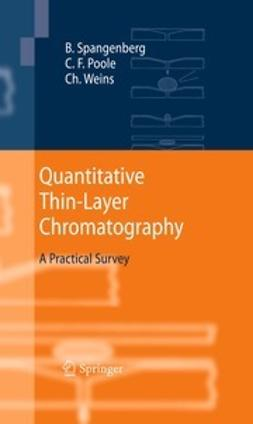 Spangenberg, Bernd - Quantitative Thin-Layer Chromatography, ebook