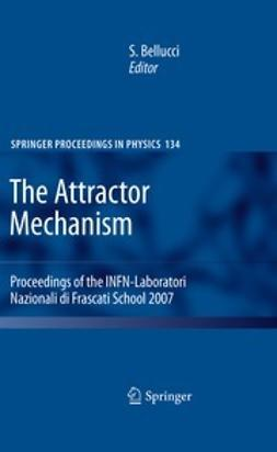 Bellucci, Stefano - The Attractor Mechanism, ebook