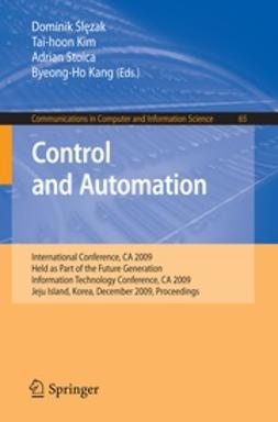 Ślęzak, Dominik - Control and Automation, ebook