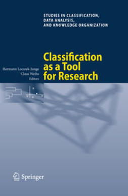 Locarek-Junge, Hermann - Classification as a Tool for Research, ebook
