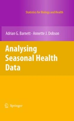 Barnett, Adrian G. - Analysing Seasonal Health Data, ebook