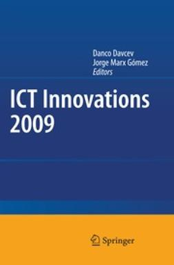 Davcev, Danco - ICT Innovations 2009, ebook
