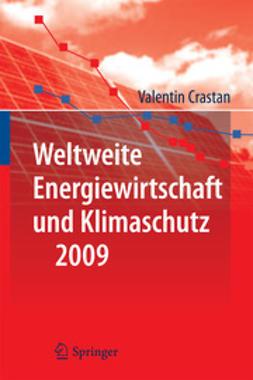 Crastan, Valentin - Weltweite Energiewirtschaft und Klimaschutz 2009, ebook