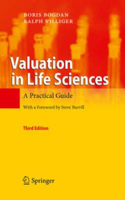 Bogdan, Boris - Valuation in Life Sciences, ebook