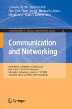 Ślęzak, Dominik - Communication and Networking, ebook