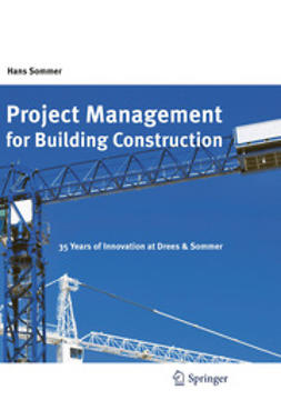 Sommer, Hans - Project Management for Building Construction, e-bok