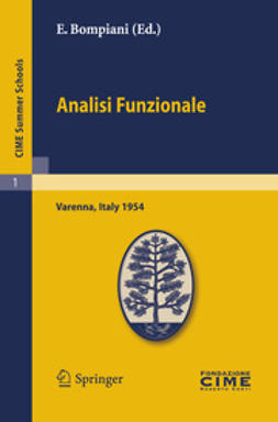 Bompiani, E. - Analisi Funzionale, ebook