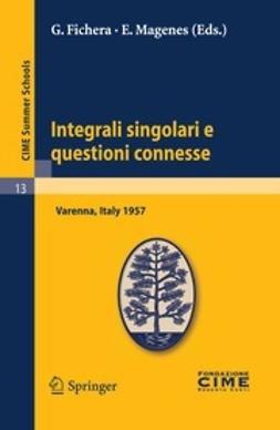 Fichera, G. - Integrali singolari e questioni connesse, ebook