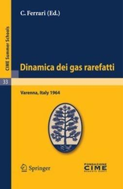 Ferrari, C. - Dinamica dei gas rarefatti, ebook