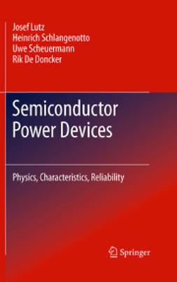 Lutz, Josef - Semiconductor Power Devices, ebook