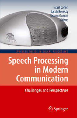 Cohen, Israel - Speech Processing in Modern Communication, ebook