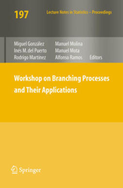 Velasco, Miguel González - Workshop on Branching Processes and Their Applications, ebook