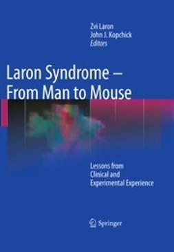 Laron, Zvi - Laron Syndrome - From Man to Mouse, e-kirja