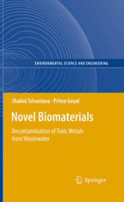 Srivastava, Shalini - Novel Biomaterials, e-bok